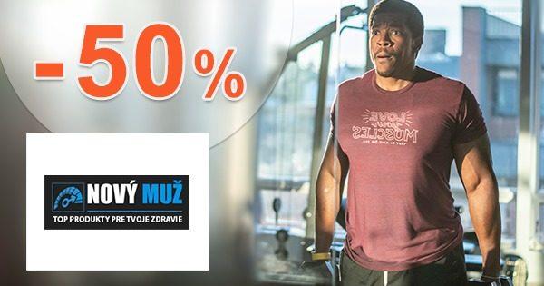 Doplnky výživy so zľavami až -50% na NovyMuz.sk