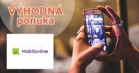 Doprava len 1€ na všetko na MobilOnline.sk