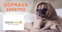 Doprava zadarmo k nákupu na DekorTextil.sk
