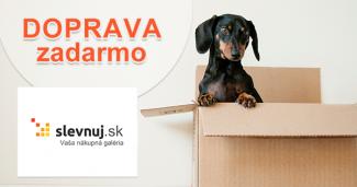 Doprava zadarmo k nákupu na Slevnuj.sk