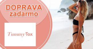 Doprava zadarmo k nákupu na TummyTox.sk