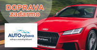 Doprava zadarmo na AUTOvybava.sk