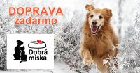 Doprava zadarmo na všetko na Dobra-miska.sk