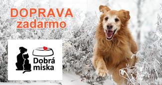 Doprava zadarmo na Dobra-miska.sk