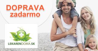 Doprava zadarmo na LekarenDoma.sk