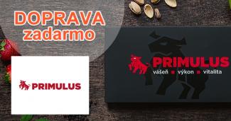 Doprava zadarmo na Primulus.sk