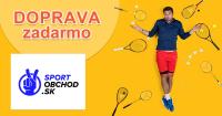 Doprava zadarmo na SportObchod.sk