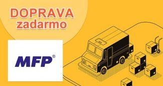 Doprava zadarmo na všetko na MFPpapier.sk