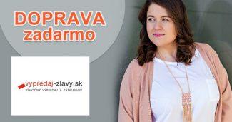 Doprava zadarmo na všetko na Vypredaj-zlavy.sk