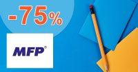 Dopredaj so zľavami až do -75% na MFPpapier.sk