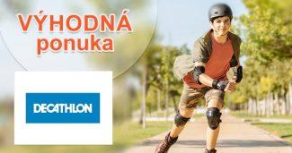 Dopredaj sortimentu so zľavami na Decathlon.sk
