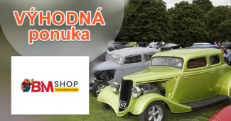 Doručenie nákupu na Slovensko z BMshop.eu