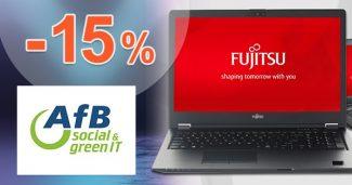 EXKLUZÍVNY KÓD -15% na Fujitsu na AfBshop.sk