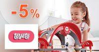 EXKLUZÍVNY KÓD -5% ZĽAVA na Toyeto.sk