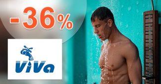 Elegancia v kúpeľni až -36% zľavy na VivaEshop.sk
