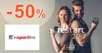 Elektronické športové vybavenie až -50% na inSPORTline.sk