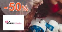 Zľavy na posledné kusy až -50% na LoveSexShop.sk