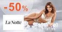 Erotická bielizeň až do -50% ZĽAVY na LaNotte.sk