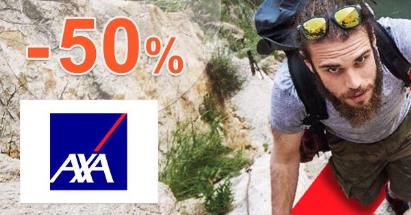 Európske cestovné poistenie -50% zľava na AXA-assistance.sk