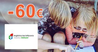 """Exkluzívny kód -60€ na kurz """"Obchodná angličtina"""""""