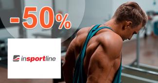 Fitness trampolíny až -50% na inSPORTline.sk