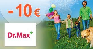 Extra ZĽAVA -10€ na liek Wobenzym na DrMax.sk