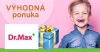Extra darček v hodnote 42€ k nákupu na DrMax.sk