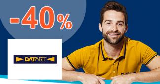 Extra zľavy -40% na posledné kusy na Datart.sk