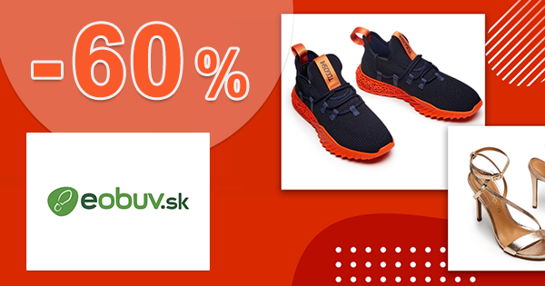 FINAL SALE so zľavami až do -60% na eObuv.sk