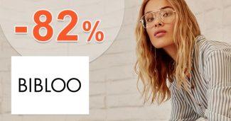 Finálne zľavy a akcie na módu až -82% na Bibloo.sk