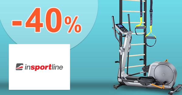 Fitness potreby až -40% na inSPORTline.sk