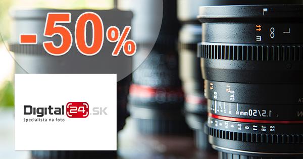 Foto doplnky v akcii až -50% na Digital24.sk