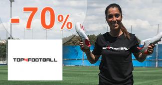 Futbalové oblečenie až -70% na Top4football.sk