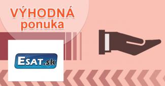 Garancia vrátenia peňazí 20 dní na ESAT.sk
