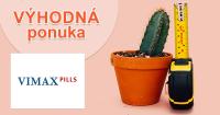 Diskrétne balenie a doručenie k nákupu na Vimax.sk