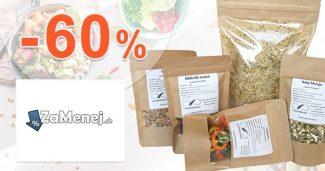 Gastro zľavy na jedlo až do -60% na ZaMenej.sk