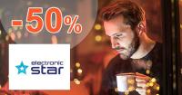 Zľavy na ohrievače až -50% na Electronic-Star.sk