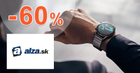 Inteligentné hodinky až -60% zľavy na Alza.sk