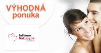 Akčná ponuka so zľavami na IntimneNakupy.sk