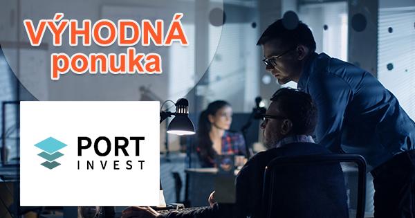 Investovanie výhodne a bez rizika na PortInvest.sk