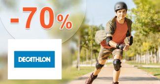 Športové vybavenie až -70% zľavy na Decathlon.sk