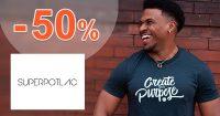 Jedinečné tričká až -50% zľavy na SuperPotlac.sk