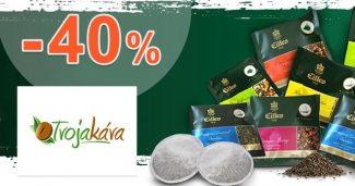 Káva v akcii až do -40% extra zľavy na TvojaKava.sk