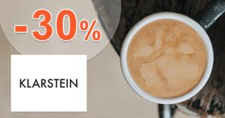 Kávovary v akcii až -30% zľavy na Klarstein.sk