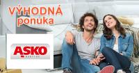 Kúp 3 doplnky za cenu 2 na asko-nabytok.sk