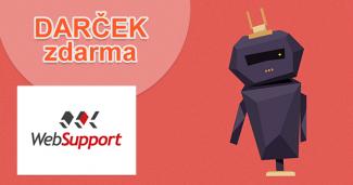 K vlastnej webstránke videokurz zdarma na WebSupport.sk