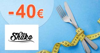Ketogénne balíčky až -40€ zľavy na ChiaShake.sk
