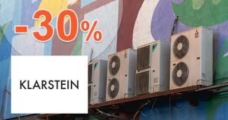 Klimatizácie v akcii až -30% zľavy na Klarstein.sk