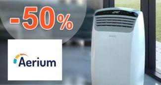 Klimatizácie v akcii až do -50% zľavy na Aerium.sk