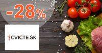 Zdravé rýchlovky 2 až -28% na Eshop.Cvicte.sk